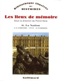 Pierre Nora - Les lieux de mémoire - Tome 2, La nation, volume 2.