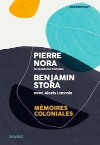 Pierre Nora et Benjamin Stora - Mémoire coloniale ?.