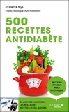 Pierre Nys - 500 recettes antidiabète.