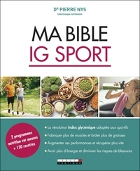 Pierre Nys - Ma bible IG sport.