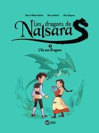 Téléchargement gratuit de livres audio sur ordinateur Les dragons de Nalsara, Tome 01  - L'île aux Dragons par Pierre Oertel 9782747078764  in French
