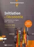 Pierre-Olivier Beffy - Initiation à l'économie - Compléments en ligne : QCM-exercices.