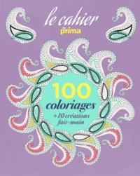 Pierre-Olivier Bonfillon - 100 coloriages + 10 créations fait-mains.