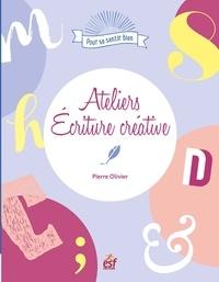 Pierre-Olivier Bonfillon - Ateliers écriture créative.