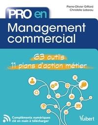 Pierre-Olivier Giffard et Christelle Lebeau - Pro en management commercial.