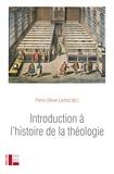 Pierre-Olivier Léchot - Introduction à l'histoire de la théologie.