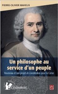 Un philosophe au service dun peuple - Rousseau et son projet de constitution pour la Corse.pdf