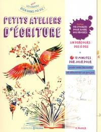 Pierre Olivier - Petits ateliers d'écriture.