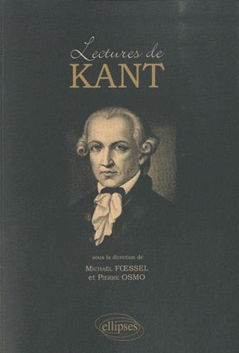 Pierre Osmo et Michaël Foessel - Kant.