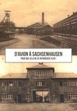 Pierre Outteryck - D'Avion à Sachsenhausen - Pour que cela ne se reproduise plus !.