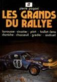 Pierre Pagani - Les grands du rallye - Tome 1.