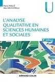 Pierre Paillé et Alex Mucchielli - L'analyse qualitative en sciences humaines et sociales - 4e éd..