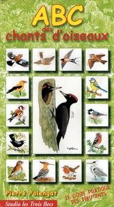 Pierre Palengat - ABC des chants d'oiseaux. 2 CD audio