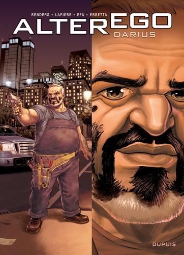 Alter Ego - Saison 1  Darius