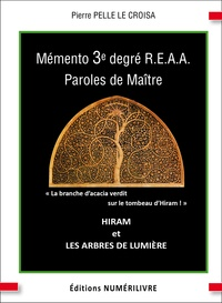 Deedr.fr Mémento 3e degré R.E.A.A - Paroles de Maître Image