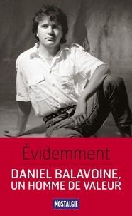 Pierre Pernez - Evidemment - Daniel Balavoine.