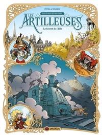 Etienne Willem et Pierre Pevel - Artilleuses (Les) 3 : Les Artilleuses - vol. 03/3 - Le secret de l'Elfe.