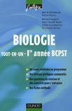 Pierre Peycru et Bernard Augere - Biologie BCPST 1e année - Tout-en-un.