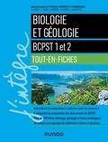 Pierre Peycru et Christiane Perrier - Biologie et géologie BCPST 1 et 2 - Tout-en-fiches.