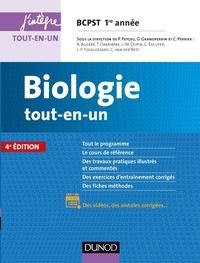 Deedr.fr Biologie tout-en-un BCPST 1re année Image