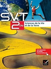 Pierre Peycru et Anne Cynober - Sciences de la Vie et de la Terre 2nd - Manuel de l'élève (format compact).