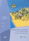 Pierre Picard - Equipements et systèmes de confort d'été - Principes de fonctionnement.