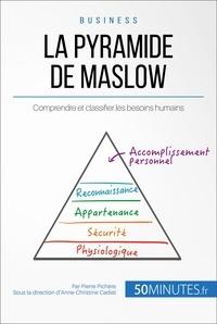 Pierre Pichère et  Anne-Christine Cadiat - La pyramide de Maslow - Comprendre et classifier les besoins humains.