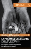 Pierre Pichère et  50 minutes - La pyramide des besoins de Maslow - Pourquoi faut-il comprendre les besoins du client ?.