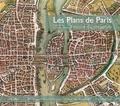 Pierre Pinon et Bertrand Le Boudec - Les plans de Paris - Histoire d'une capitale.
