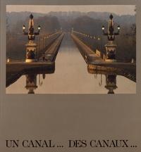 Pierre Pinon - Un canal... des canaux... - Exposition présentée à Paris du 7 mars au 8 juin 1986 dans le cadre de la Conciergerie.