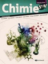 Pierre Pirson et Alain Bribosia - Chimie 5e/6e - Sciences de base.