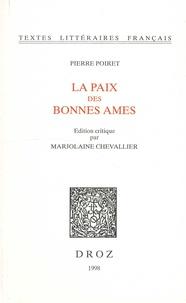 Pierre Poiret - La paix des bonnes âmes.