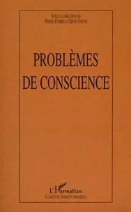 Pierre Poirier et Denis Fisette - Problèmes de conscience.