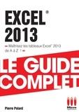 Pierre Polard - Excel 2013.