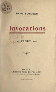 Pierre Ponties - Invocations.