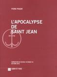 Pierre Prigent - L'Apocalypse de Saint Jean.