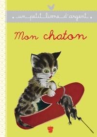 Pierre Probst - Mon chaton.