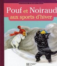 Pierre Probst - Pouf et Noiraud aux sports d'hiver.