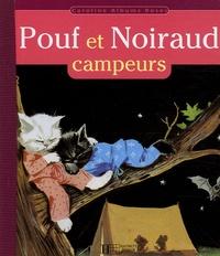 Pierre Probst - Pouf et Noiraud campeurs.