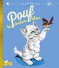 Pierre Probst - Pouf le chaton bleu.