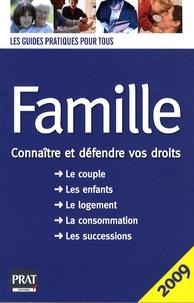 Pierre Pruvost - Famille - Connaître et défendre vos droits.