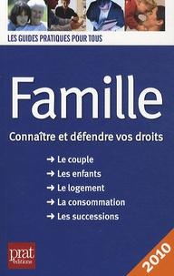 Corridashivernales.be Famille - Connaître et défendre vos droits Image
