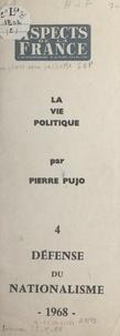 Pierre Pujo - Aspects de la vie politique (4). Défense du nationalisme.