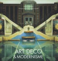 Pierre Puttemans - Art Déco & Modernisme - Edition bilingue français-anglais.