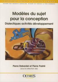 Modèles du sujet pour la conception - Dialectique activités développement.pdf