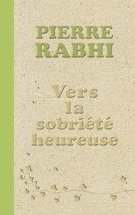 Accentsonline.fr Vers la sobriété heureuse Image