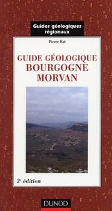 Pierre Rat - Guide géologique Bourgogne Morvan.