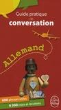 Pierre Ravier et Werner Reuther - Guide pratique de conversation Allemand.