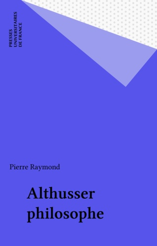 Althusser philosophe