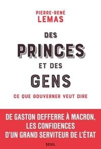 Deedr.fr Des princes et des gens - Ce que gouverner veut dire Image